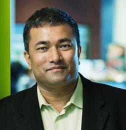 a photo of Prof. Tirtha Dhar