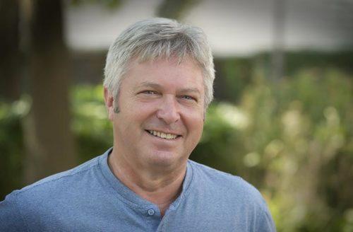 headshot of Prof. Mike Dixon