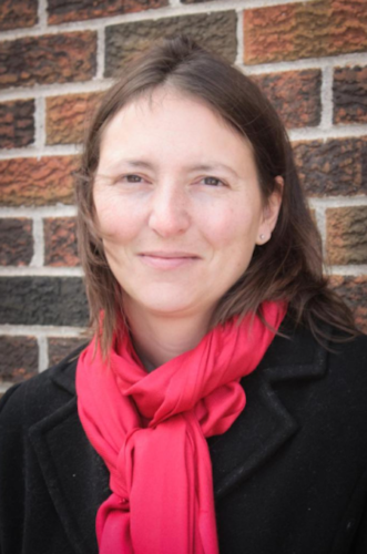 Stephanie Torrey, chicken behaviour expert