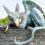 The U of G Gryphon statue