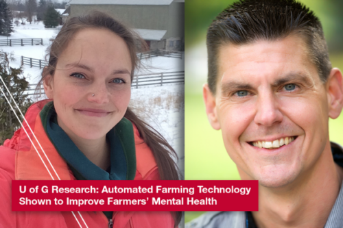 Graphic shows Drs. Meagan King and Trevor DeVries